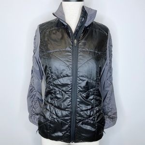 Isis Isolare Insulated Black Puffer Jacket Size XS
